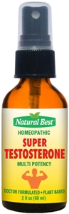 Super Testosterone - Natural Oral Spray 60ml