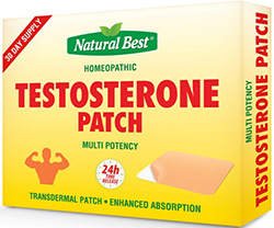 TESTOSTERONE Patchs - Multipotence
