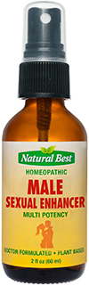 Male Sexual Enhancer - Oral Spray 30ml