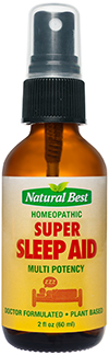 Super Sleep Aid - Slaap Mondspray 30ml