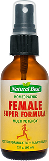Female Super Formula - Frauen Mundspray 30ml