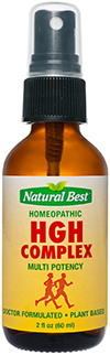 HGH Complex - Natuurlijke Hormoon Oral Spray 60ml