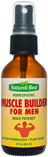 Muscle Builder - Renforcement Musculaire Spray Oral 60ml
