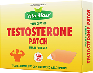Testosterone Patch - Multipotency