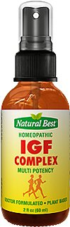 IGF Complex - Hormônio Natural Spray Oral 60ml