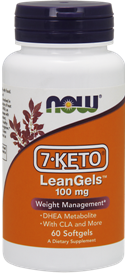 7-KETO - CLA LeanGels 100 mg - 60 Softgels