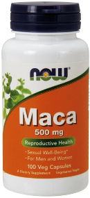 Maca 500 mg - 100 Kapsulek