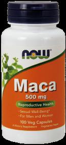 Maca 500 mg - 100 kapsler