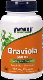 Graviola 500 mg - 100 kapsulek