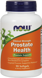 Prostate Health Clinical Strength - Prostata 90 Softgels