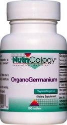 Germanium Organo 100 mg - 100 Tabl