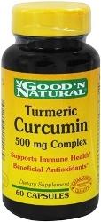 Curcumine Curcuma - 500 mg - 60 Capsules