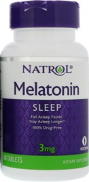 Melatonin Natrol 3mg 240 Tabs