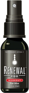 Renewal HGH Workout for Men - MundSpray 30ml