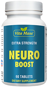 Neuro Boost - PS - Maximale Kracht - 60 Tabletten
