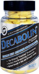 DecaBolin - 60 Tabletten