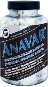 Anavar - Oxandrolon 180 Tabletten