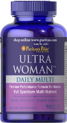 Ultra Woman - Ultra Vrouw Timed Release 90 Tabletten