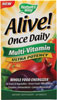 Alive! Multi Vitamin Ultra styrkan 60 Tabletter