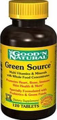 Green Source - Gr�n Kilde - 120 Tabletter