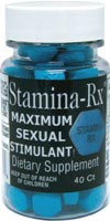 Stamina RX Viagra Alternative 40 Tabletek