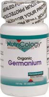 Germanium Organic - Org�nico Germ�nio 150 mg 50 Caps