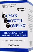 HGH Complex Mannen - Man 126 Tabletten