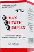 HGH complex 126 Kau tabletten