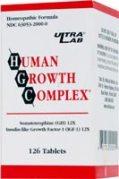 HGH complex 126 Comprimidos